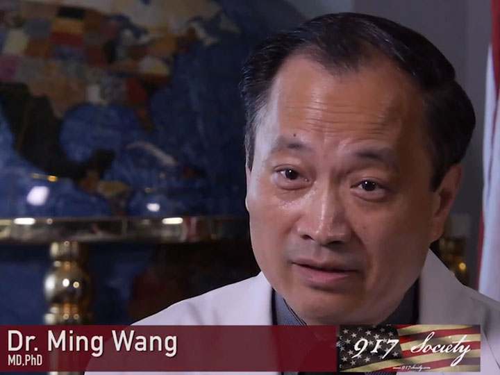 The 917 Society Dr Ming Wang MD, PhD Interview